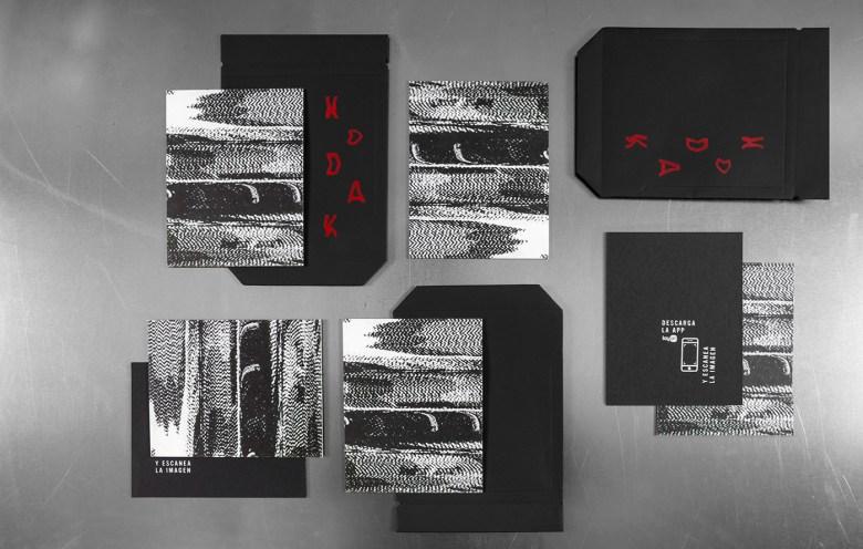 Identidad visual y diseño gráfico para Kodak