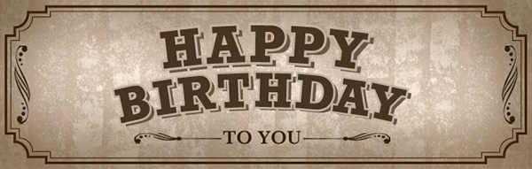 Happy Birthday Email Banners On Behance