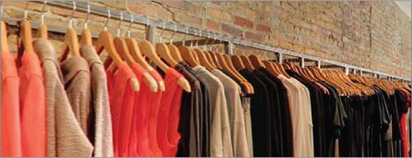 p 45 clothing rack design build on