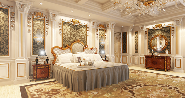 ROYAL MASTER BEDROOM PRIVATE PALACE On Behance