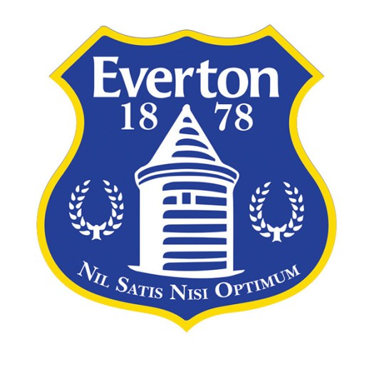 Everton Rebrand Update on Behance