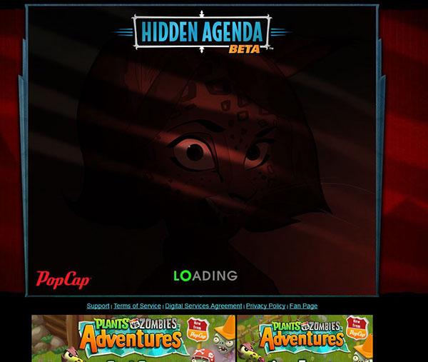 Hidden Agenda - Avatar characters on Behance