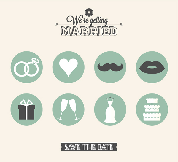 free wedding icons # 38