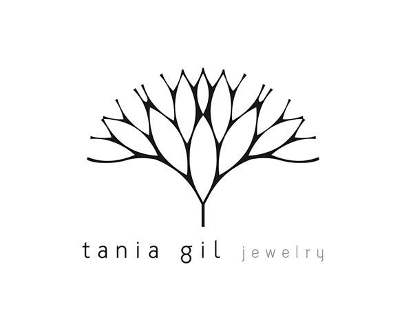 Tania Gil Jewelry Logo Amp Photography On Behance