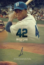 Image result for 42 movie poster