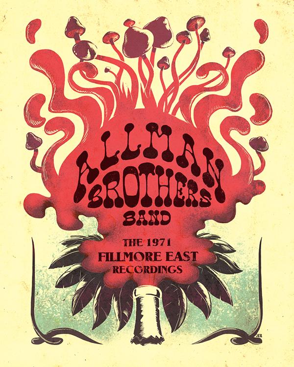 allman brothers band commemorative