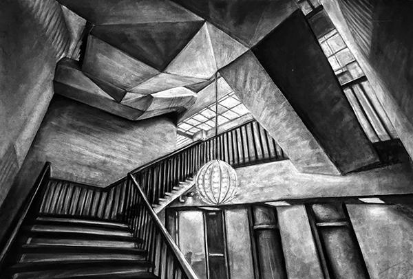 Fall 2014 Drawing On RISD Portfolios