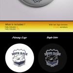 Logo Template Of Moto Race Sports On Behance