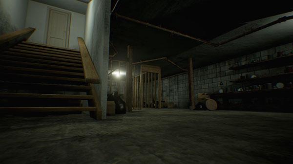 Creepy Basement Environment On Behance