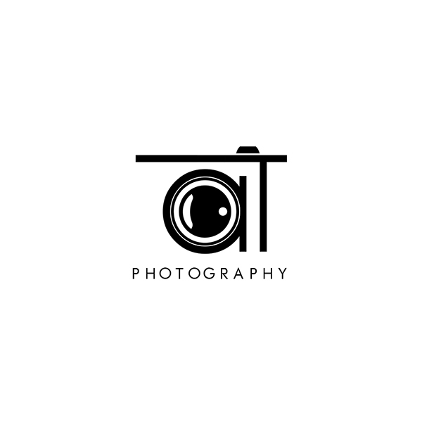 Logo Design Aashik Thakkar Photography On Student Show