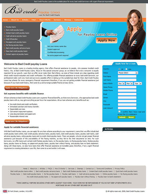 salaryday financial loans not having credit check needed