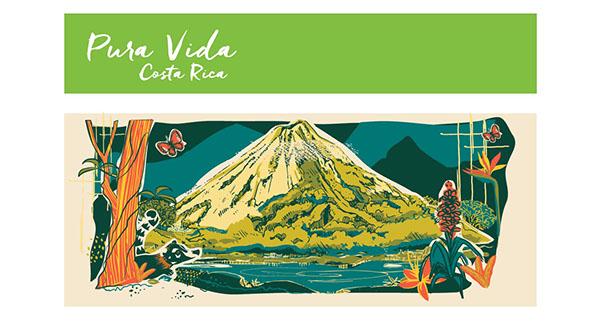 Dibujo De La Vestimenta Tradicional De Costa Rica