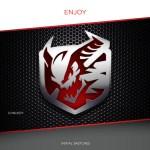Demon Challenger Srt Demon Concept Logo On Behance
