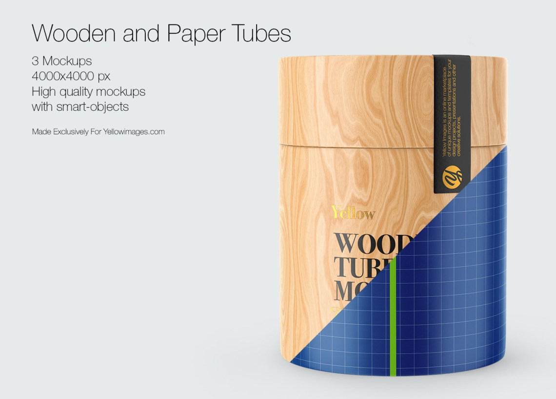 Download Logo Wood Mockup Psd Yellowimages