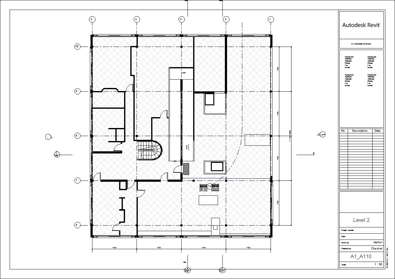 Revit House Plan Download