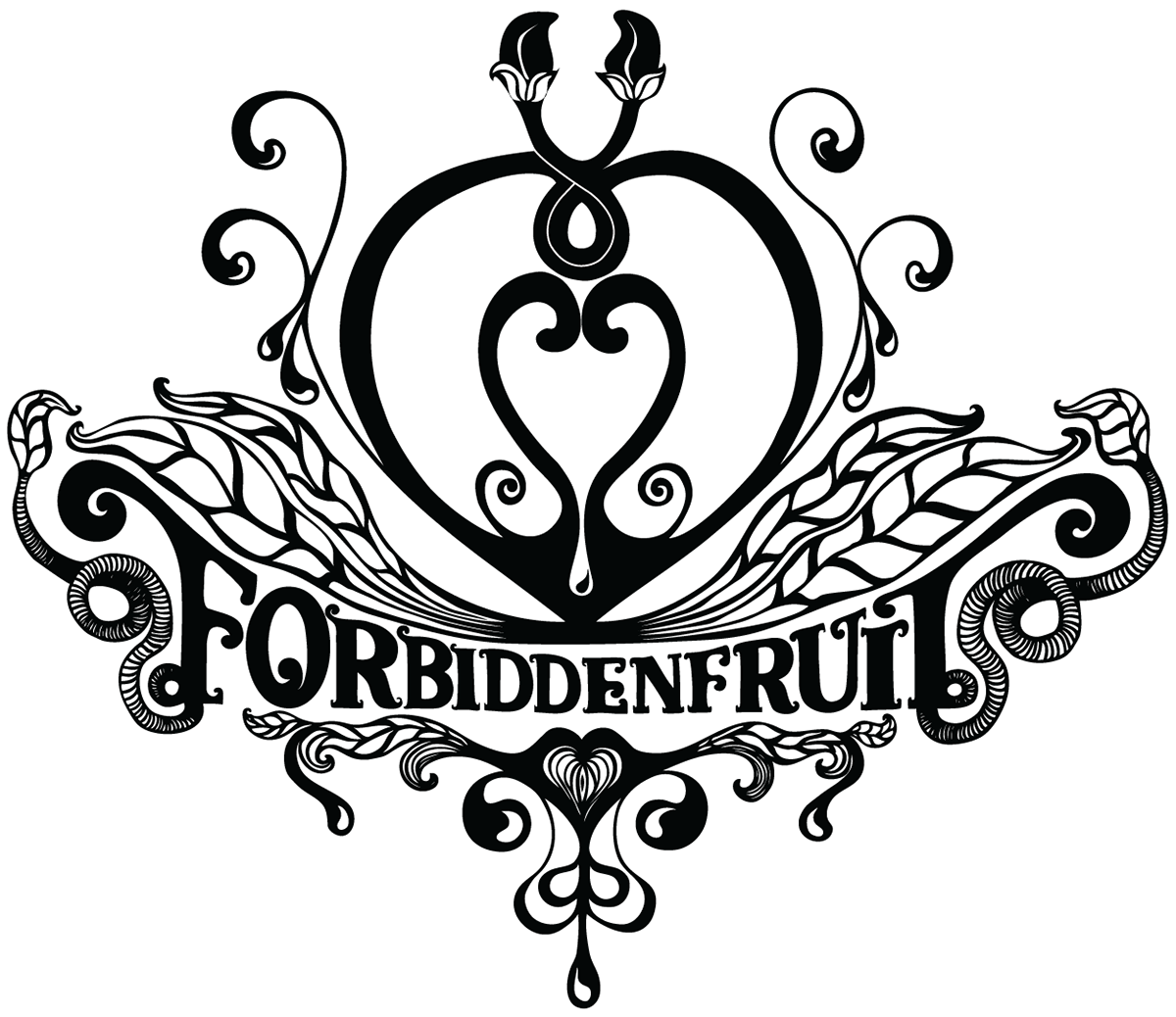 Forbidden Fruit On Behance