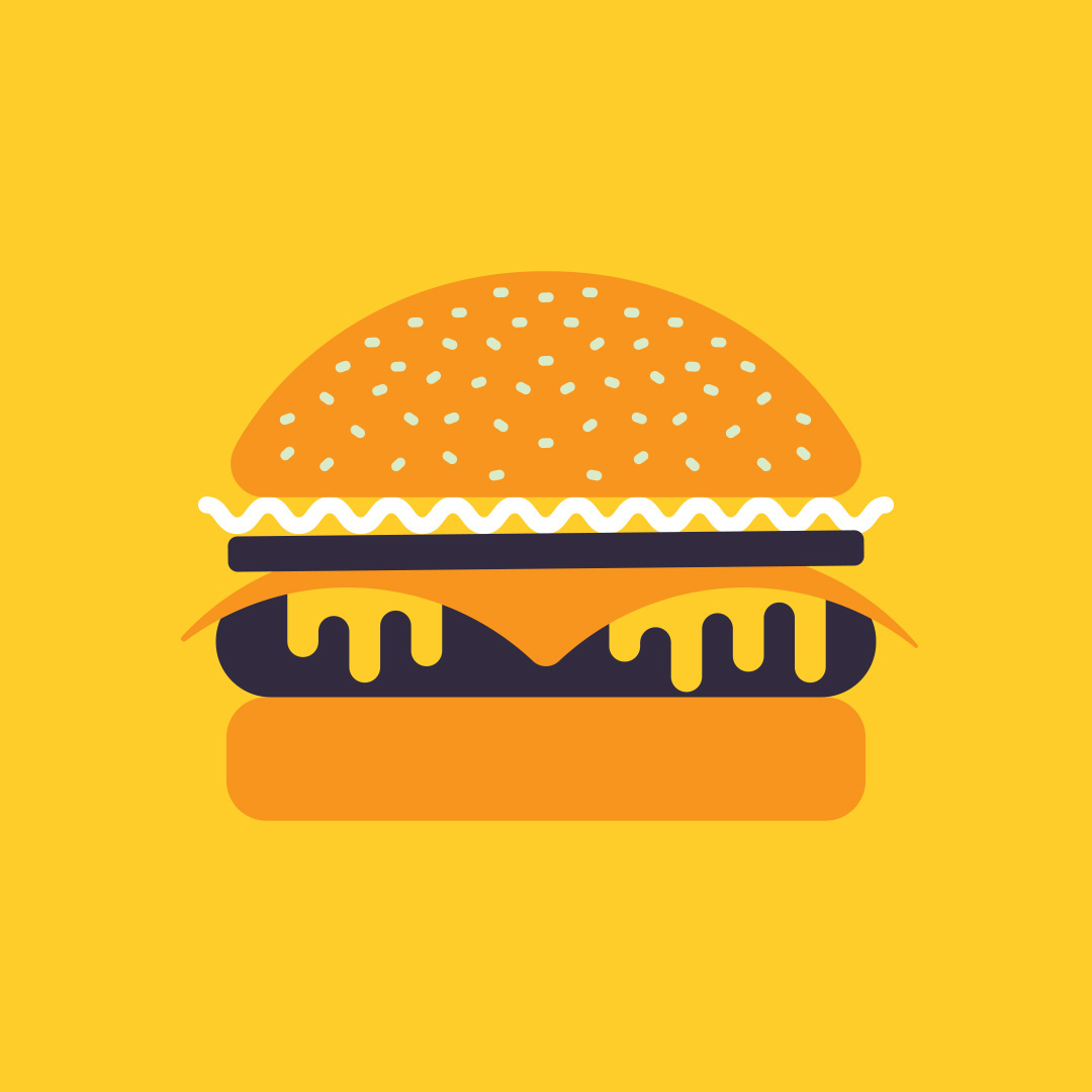 Fast Food Nation On Behance