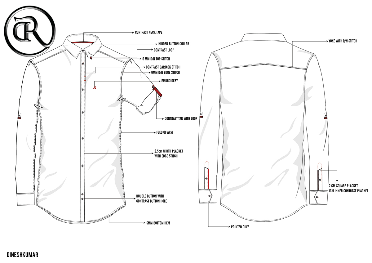 Shirt Tech Pack On Behance