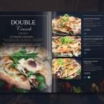 Menu Design For Italian Restaurant In Japan On Behance