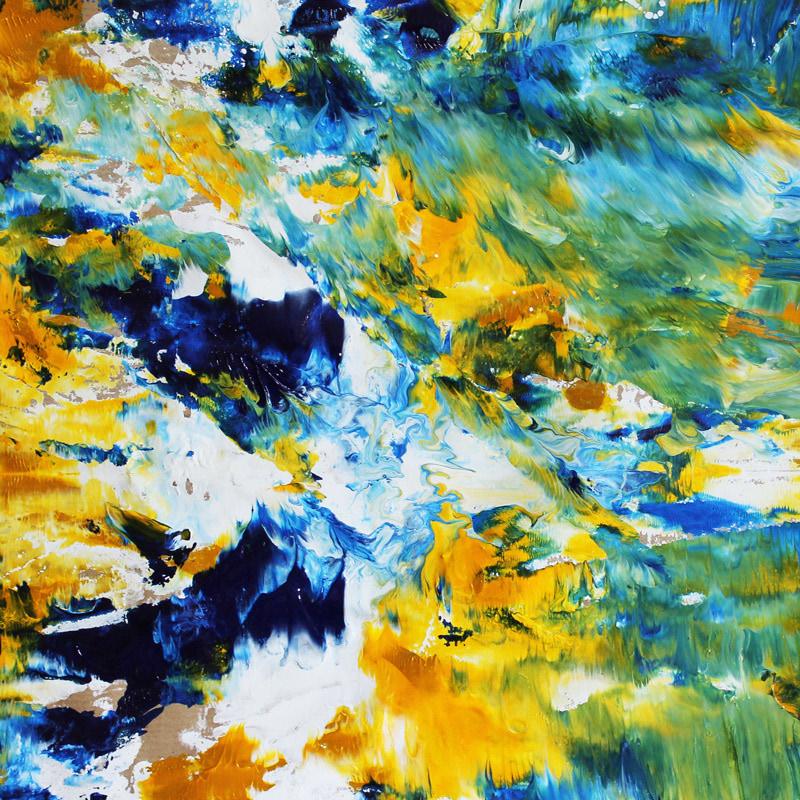 Experimentelle Malerei Diana Bastian