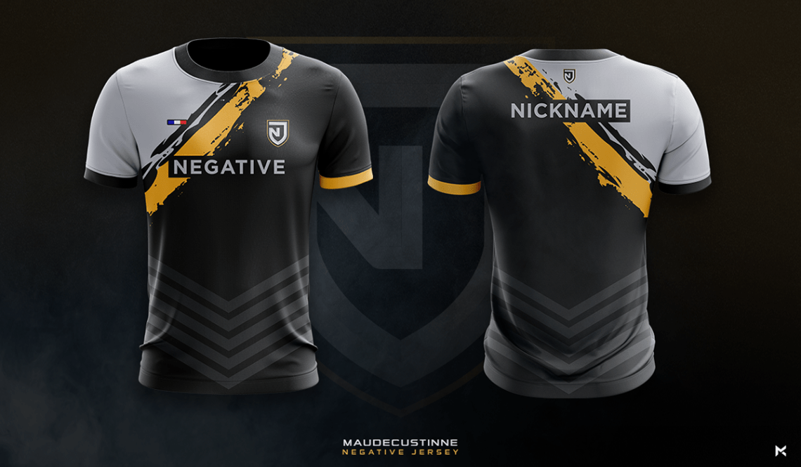 Download JERSEY ESPORT TEAM MOCKUP on Behance