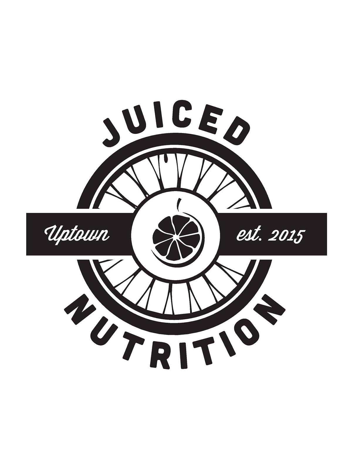 Juiced Nutrition Uptown On Behance