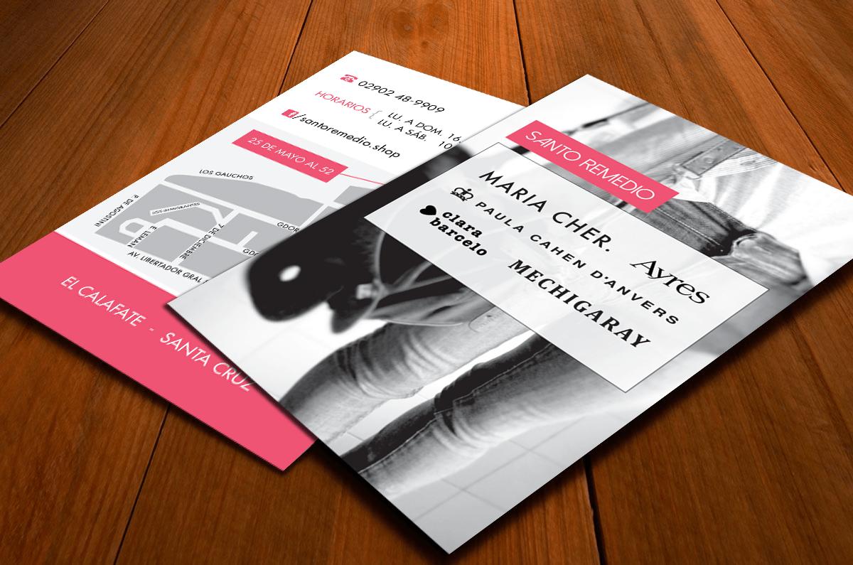 diseño de flyers