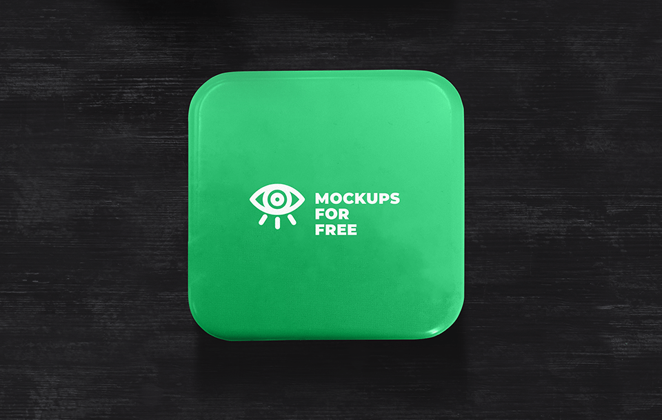 Download Metal Boxes Mockup/ Free PSD on Behance
