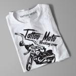 Tattoo Moto Logo On Behance