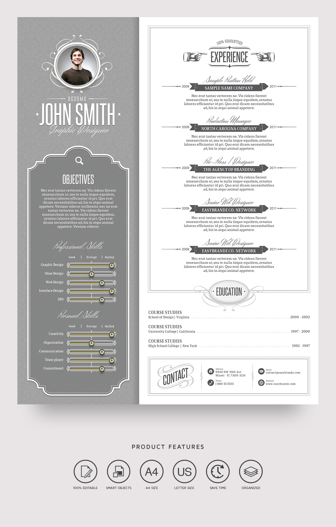 How to make my cv stand out