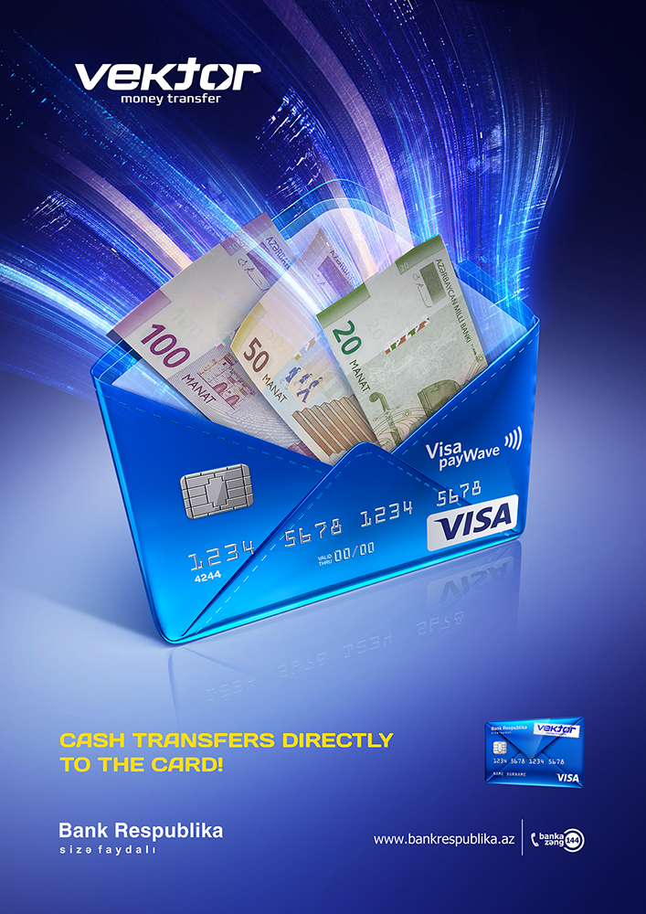 Bank Respublika Vektor Keyvisual On Behance