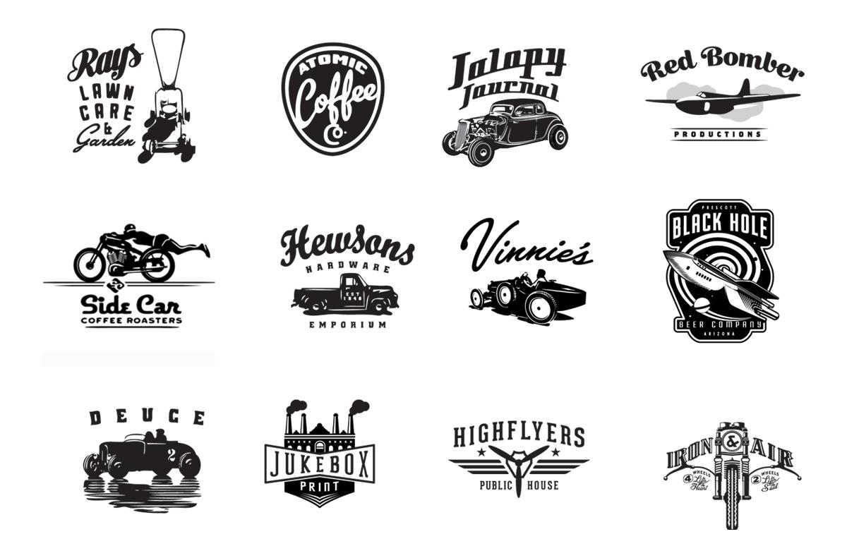 David Cran Logos 69a On Behance
