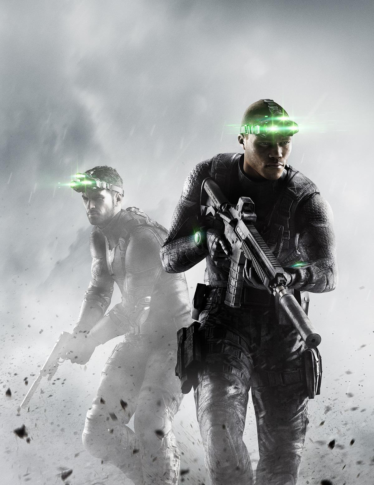 Spies Cell Vs Merc Blacklist Splinter
