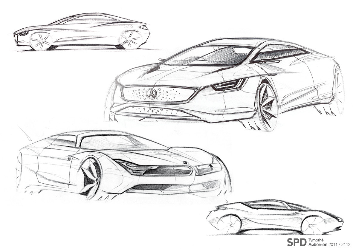 Free Hand Sketches On Behance