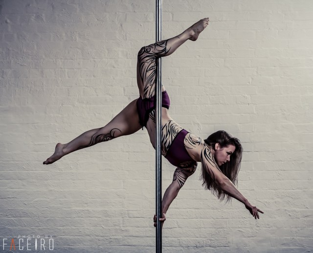 Pantera Blacksmith /The World's Most Famous Pole dancer on ...