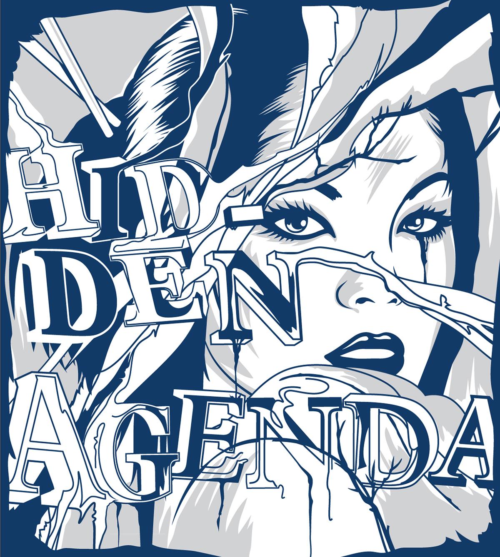 Hidden Agenda on Behance