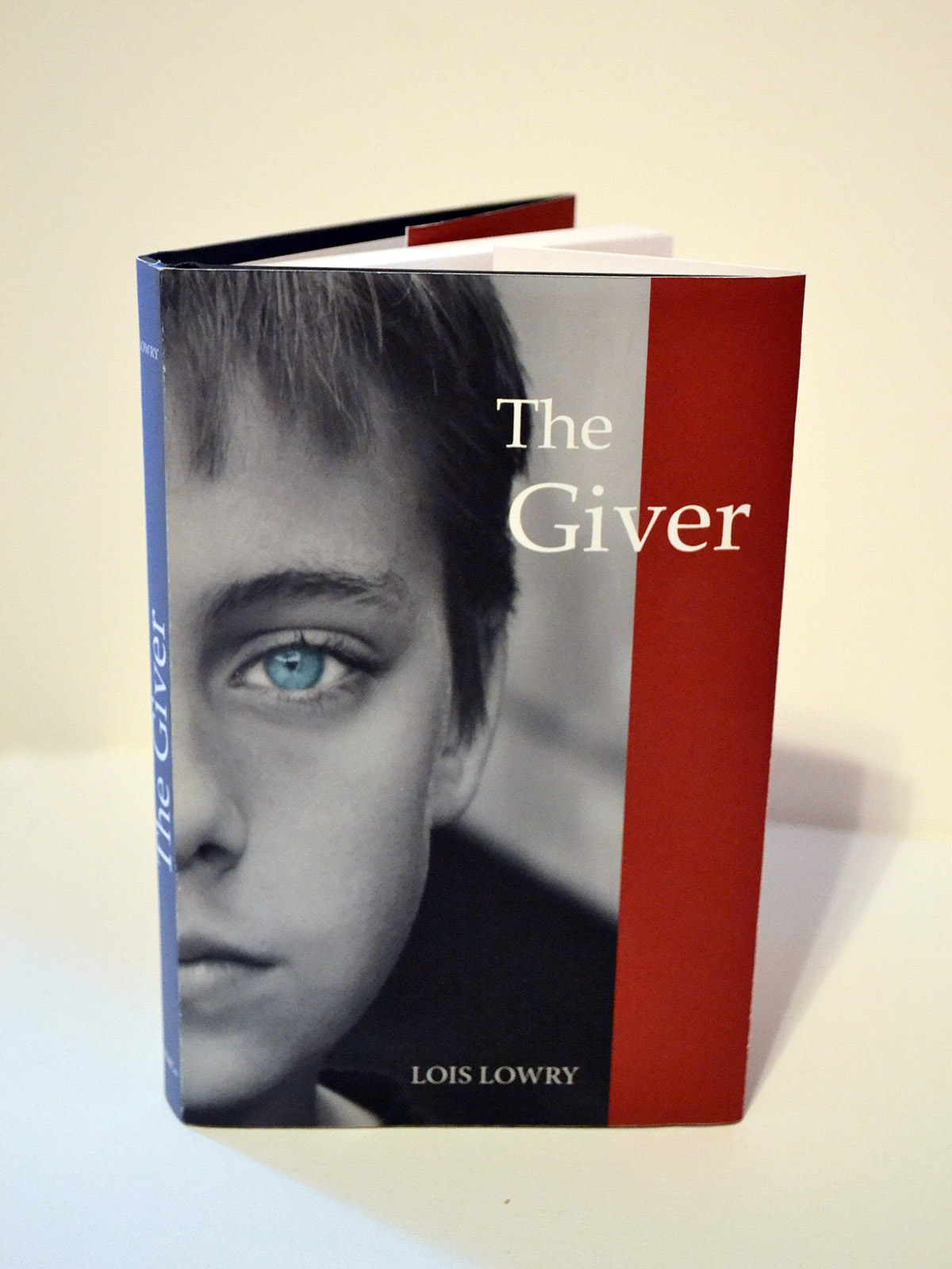 The Giver Book Cover Re Design On Behance