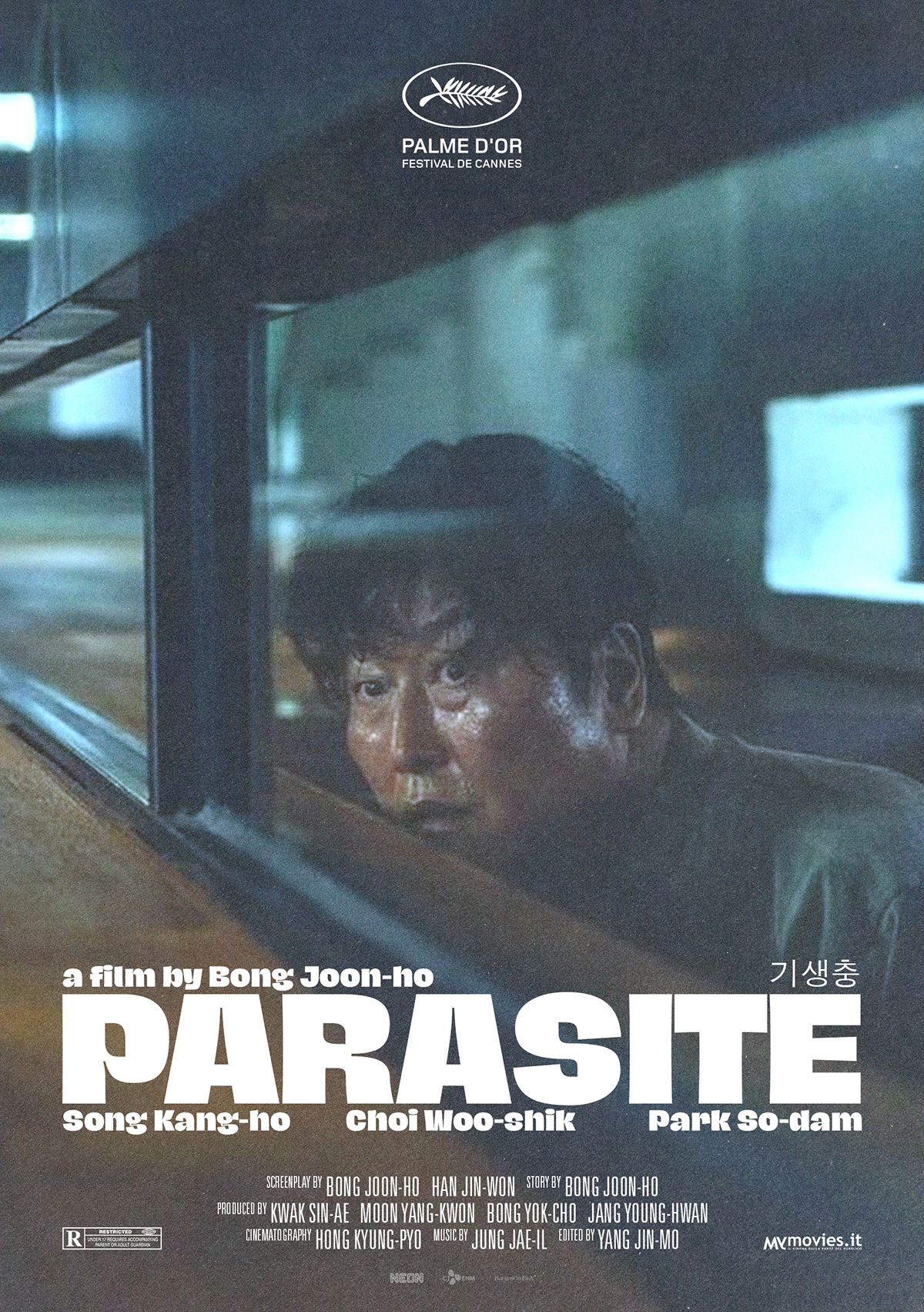 parasite alternative movie posters