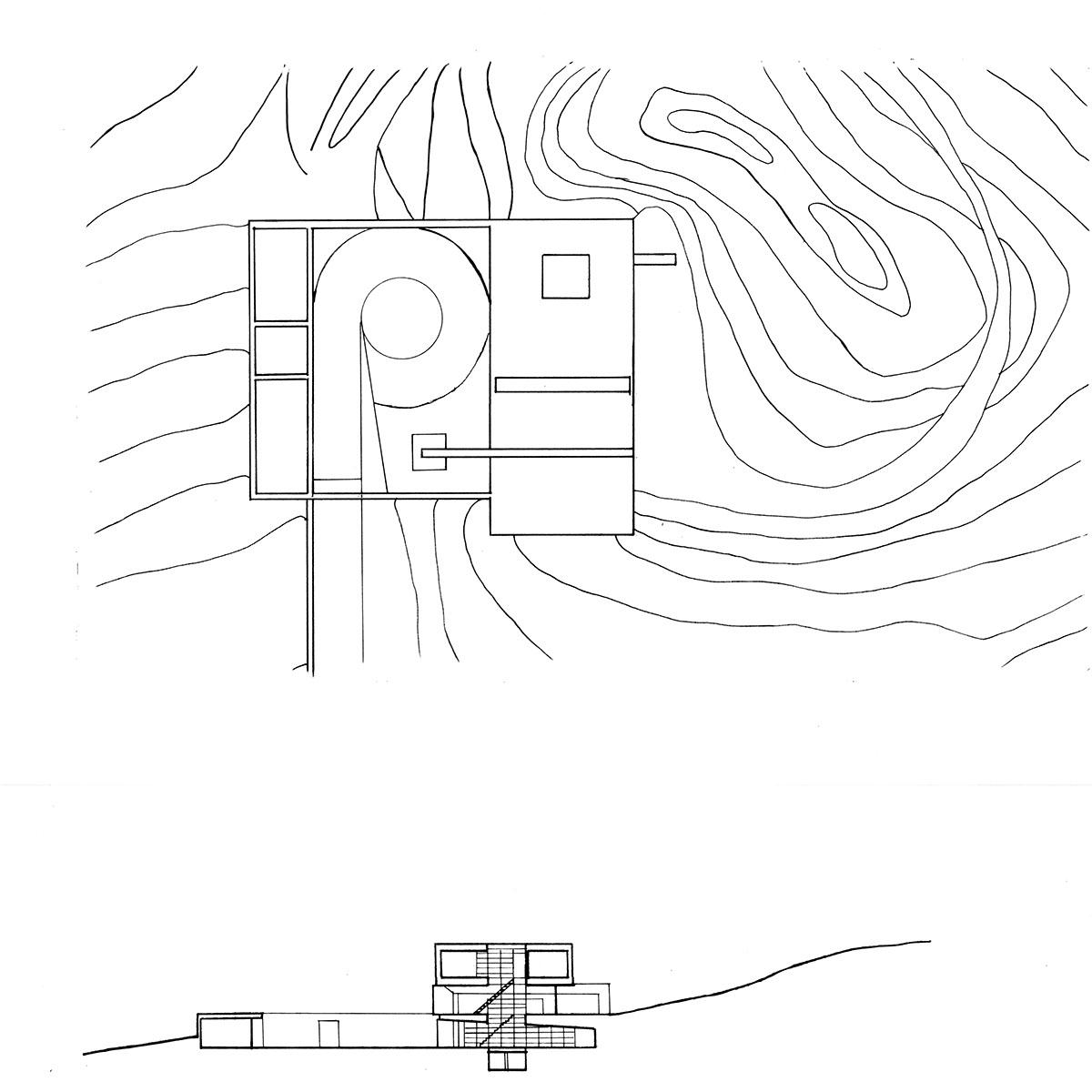 Maison Bordeaux Diagram Sketch Coloring Page