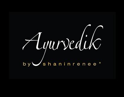 Ayurvedik by shaninrenee  brand identity