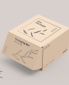 Kraft Box Mockup Projects Photos Videos Logos Illustrations And Branding On Behance