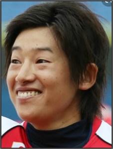 上野由岐子の髪型