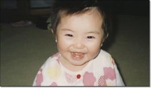 浜辺美波の赤ちゃんの頃