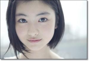 浜辺美波15歳