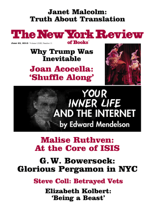 new york review of books nyrb062316