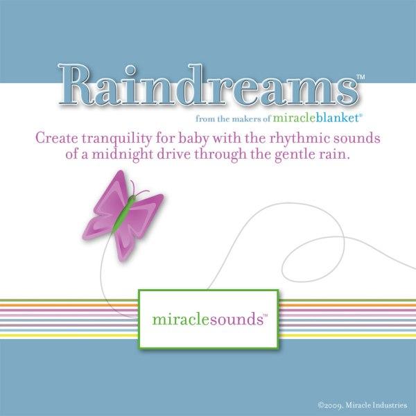Miracle Sounds: Raindreams CD