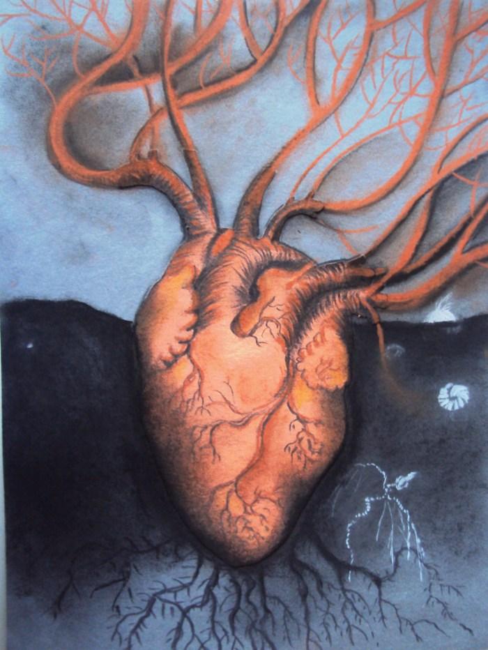 Heart Tree by Cayla Samano