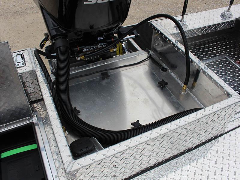 boat motor connectors
