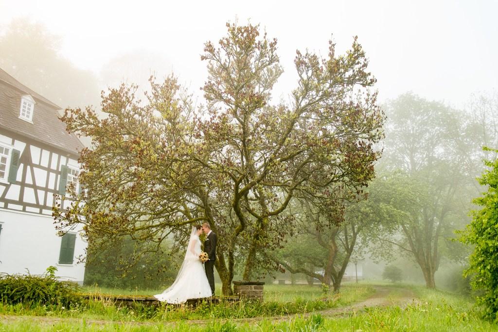 Fotoshooting Brautpaar Thomas & Elli