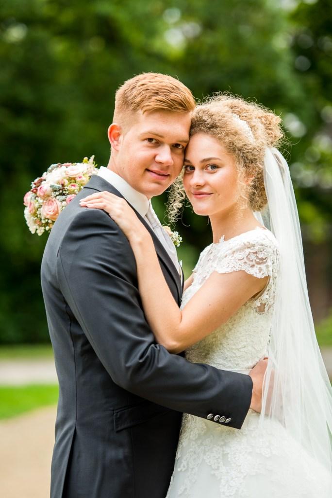 Brautpaar Lea und Willi Schmelzle
